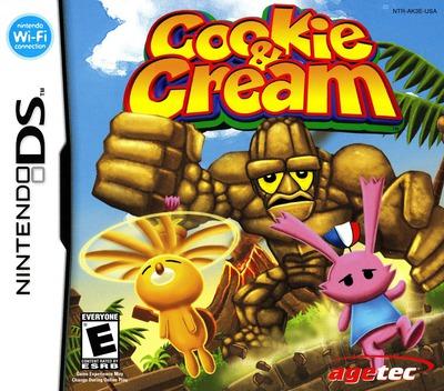 Cookie & Cream DS coverM (AK3E)