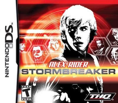 Alex Rider - Stormbreaker DS coverM (ALXE)