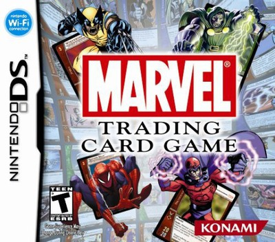 Marvel Trading Card Game DS coverM (AMLE)