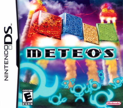 Meteos DS coverM (AMTE)