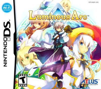 Luminous Arc DS coverM (ANIE)