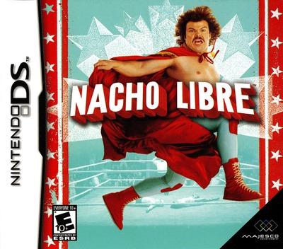 Nacho Libre DS coverM (ANLE)