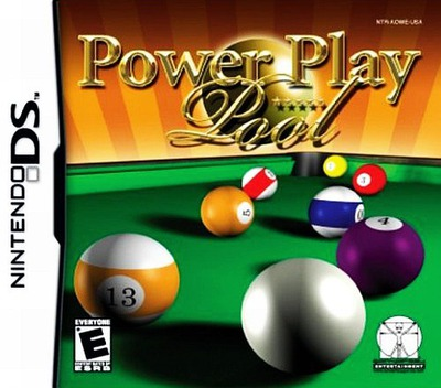 Power Play Pool DS coverM (AOWE)