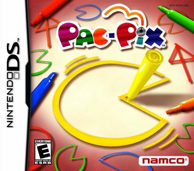 Pac-Pix DS coverM (APCE)