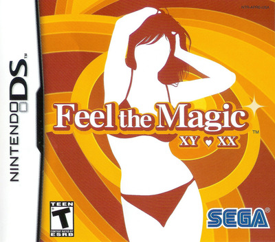 Feel the Magic - XY XX DS coverM (APRE)