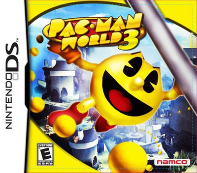 Pac-Man World 3 DS coverM (APWE)