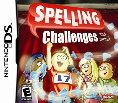 Spelling Challenges and More! DS coverM (AQ5E)