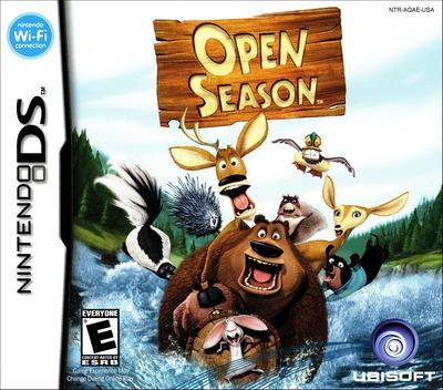 Open Season DS coverM (AQAE)