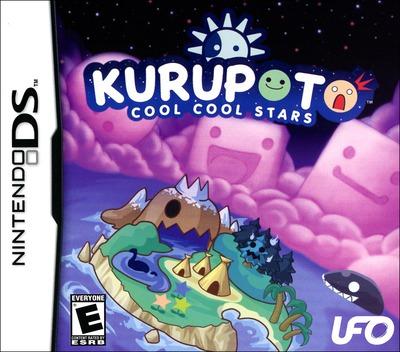 Kurupoto - Cool Cool Stars DS coverM (AQBE)