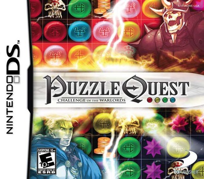 Puzzle Quest - Challenge of the Warlords DS coverM (AQWE)