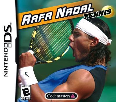 Rafa Nadal Tennis DS coverM (ARAE)