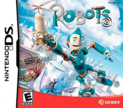 Robots DS coverM (ARBE)