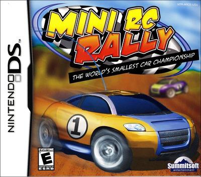 Mini RC Rally DS coverM (ARCE)