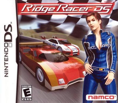 Ridge Racer DS DS coverM (ARRE)