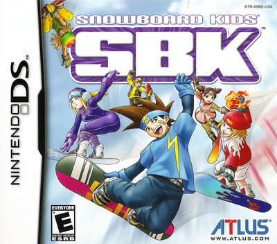 SBK - Snowboard Kids DS coverM (ASBE)