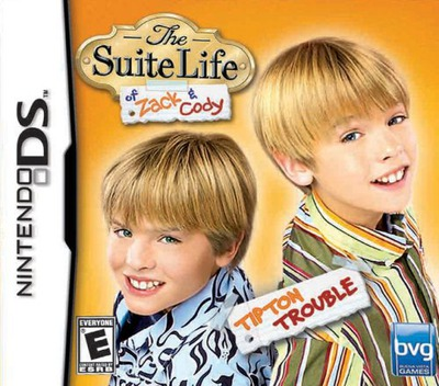 The Suite Life of Zack & Cody - Tipton Trouble DS coverM (ASLE)