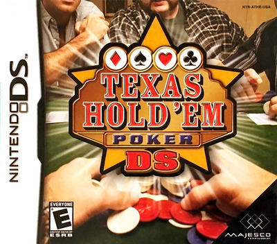 Texas Hold 'em Poker DS DS coverM (ATHE)