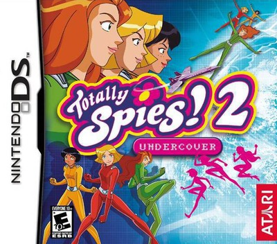 Totally Spies! 2 - Undercover DS coverM (ATLE)