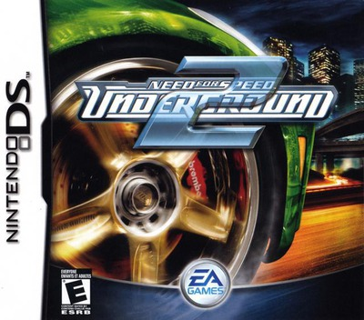 Need for Speed - Underground 2 DS coverM (AUGE)