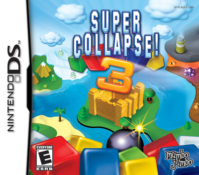 Super Collapse! 3 DS coverM (AULE)