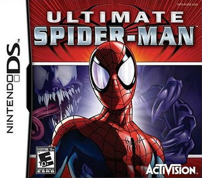 Ultimate Spider-Man DS coverM (AUSE)