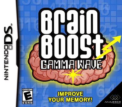 Brain Boost - Gamma Wave DS coverM (AUTE)