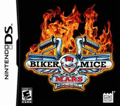 Biker Mice from Mars DS coverM (AVQE)