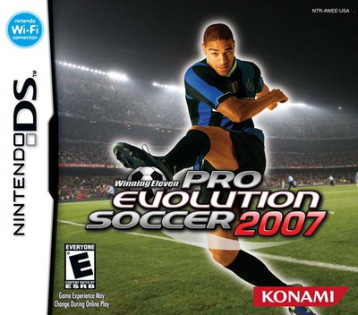 Winning Eleven - Pro Evolution Soccer 2007 DS coverM (AWEE)