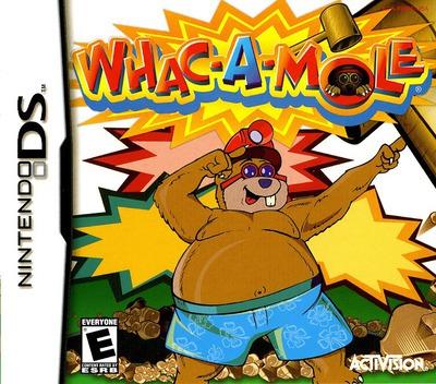 Whac-A-Mole DS coverM (AWME)