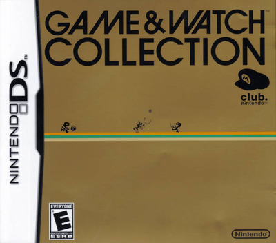Game & Watch Collection DS coverM (AWTE)