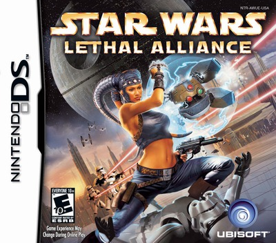 Star Wars - Lethal Alliance DS coverM (AWUE)