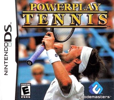 Powerplay Tennis DS coverM (AXTE)