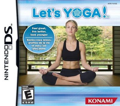 Let's Yoga! DS coverM (AY5E)