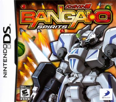 Bangai-O Spirits DS coverM (AY6E)