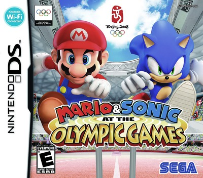 Mario & Sonic at the Olympic Games DS coverM (AY9E)