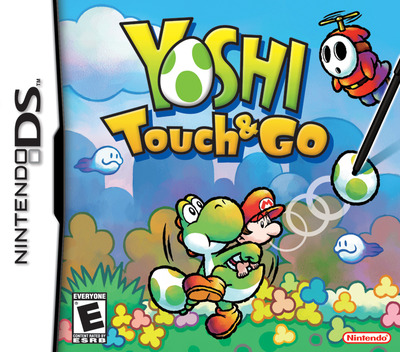 Yoshi Touch & Go DS coverM (AYIE)