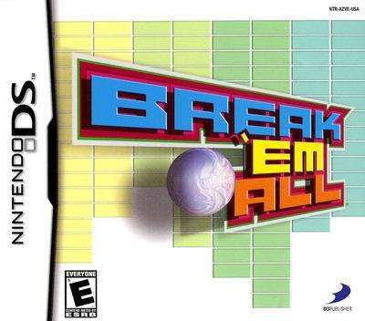 Break 'em All DS coverM (AZVE)