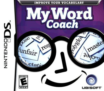 My Word Coach - Improve Your Vocabulary DS coverM (AZYE)
