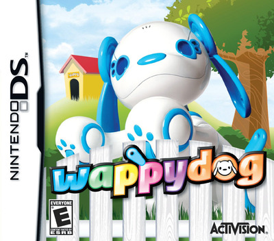 Wappy Dog DS coverM (B47E)