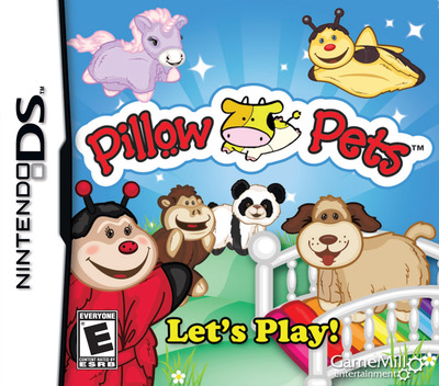 Pillow Pets DS coverM (B5HE)