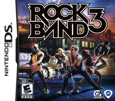 Rock Band 3 DS coverM (B5RE)