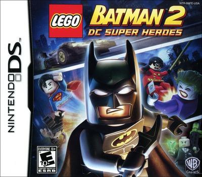 LEGO Batman 2 - DC Super Heroes DS coverM (B6FE)