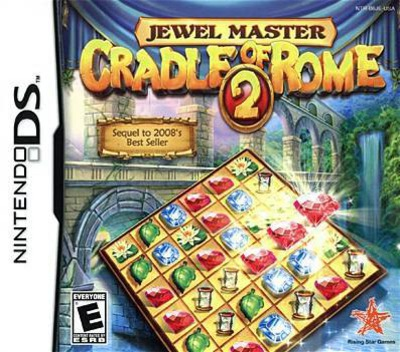 Jewel Master - Cradle of Rome 2 DS coverM (B6JE)