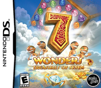 7 Wonders - Treasures of Seven DS coverM (B7VE)