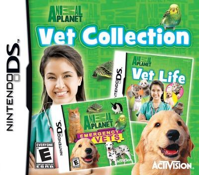 Animal Planet - Vet Collection DS coverM (BA2E)