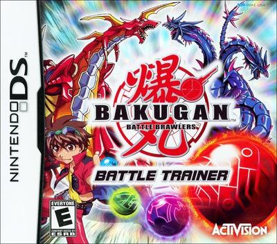 Bakugan - Battle Brawlers - Battle Trainer DS coverM (BBKE)