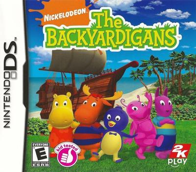 The Backyardigans DS coverM (BBYE)