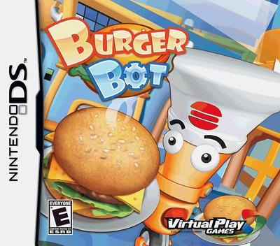 Burger Bot DS coverM (BBZE)