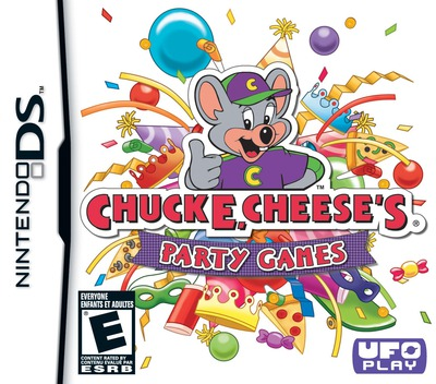 Chuck E. Cheese's Party Games DS coverM (BC8E)