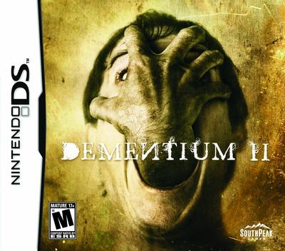 Dementium II DS coverM (BDEE)